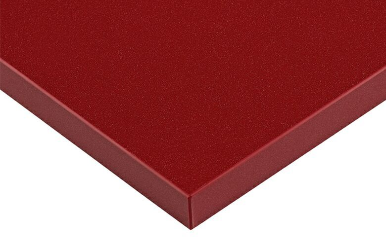 R Plita MDF LUXE bordo metallik Bordo Pearl Effect glyanec 1220182750 mm ALVIC ALV0123